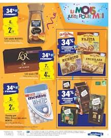 Catalogue Carrefour en cours, Le mois juste pour moi, Page 7