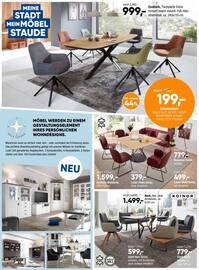 Aktueller Möbel Staude Prospekt, Verkaufsoffener Sonntag - 22.09.19 , Seite 6