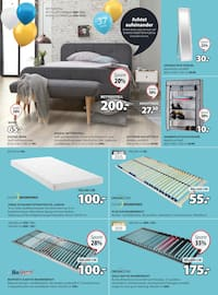 Aktueller Dänisches Bettenlager Prospekt, SPARE BIS ZU 60%, Seite 5