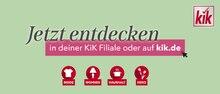 Angebot: Im aktuellen Prospekt bei KiK in Aachen