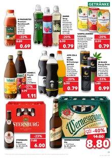 Kaufland Cola im Prospekt EIN EINKAUF - ALLES ERLEDIGT