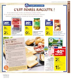 Catalogue Carrefour Market en cours, Résolument engagés pour votre budget, Page 9