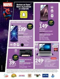 Catalogue E.Leclerc en cours, Vos super pouvoirs d'achat !, Page 4