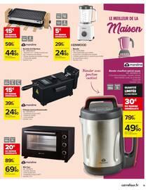 Catalogue Carrefour en cours, Des promos gourmandes pour Noël, Page 79