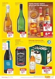 Aktueller Netto Marken-Discount Prospekt, Weihnachten steht vor der Tür ..., Seite 21