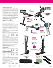 Catalogue Casal Sport en cours, Sports de combat & musculation, Page 31