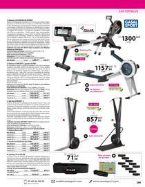 Catalogue Casal Sport en cours, Sports de combat & musculation, Page 31