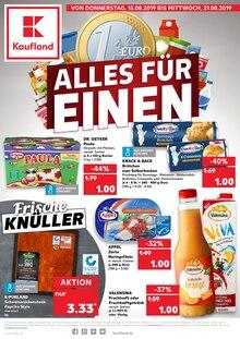 Kaufland, ALLES FÜR EINEN für Köln