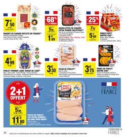 Catalogue Carrefour Market en cours, Le mois qui aime la France, Page 36