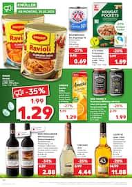 Aktueller Kaufland Prospekt, Essen ist Vielfalt genießen., Seite 38
