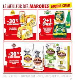 Catalogue Carrefour Market en cours, Vive l'été, produits de saison, Page 21