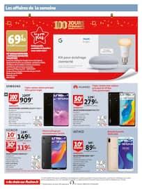 Catalogue Auchan en cours, C'est bientôt Noël, Page 50