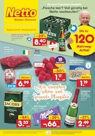 Aktueller Netto Marken-Discount Prospekt, Wir wünschen schöne und gesunde Pfingsten, Seite 1