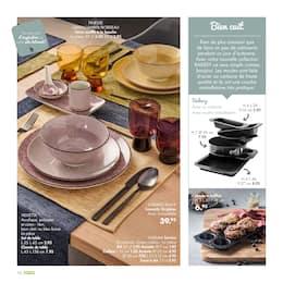 Catalogue Casa en cours, Convivialité au top, Page 10