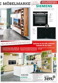 Aktueller porta Möbel Prospekt, Küchenwelt, Seite 7
