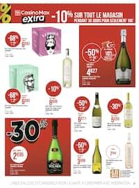 Catalogue Géant Casino en cours, Priorité aux promos, Page 39