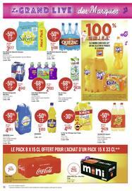 Catalogue Géant Casino en cours, Les promos entrent en scène !, Page 56