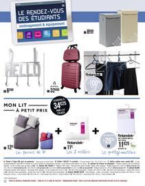 Catalogue Géant Casino en cours, Le rendez-vous des étudiants, Page 6