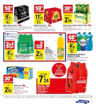 Catalogue Carrefour Market en cours, Maintenant et moins cher !, Page 27