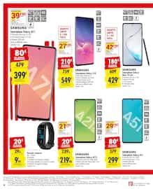 Catalogue Carrefour en cours, Le mois 100% gagnant, Page 68