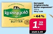 Butter von Kerrygold im aktuellen NETTO mit dem Scottie Prospekt für 1.39€