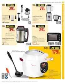Catalogue Carrefour en cours, High-tech, restez connectés à vos envies, Page 23