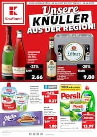 Aktueller Kaufland Prospekt, Unsere Knüller aus der Region!, Seite 1