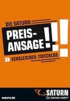Aktueller Saturn Prospekt, DIE SATURN PREISANSAGE!, Seite 1