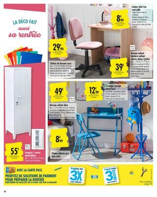 Catalogue Carrefour en cours, Le meilleur de la rentrée à prix imbattable, Page 28