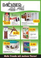 Aktueller Packbier Prospekt, Aktuelle Angebote! , Seite 1