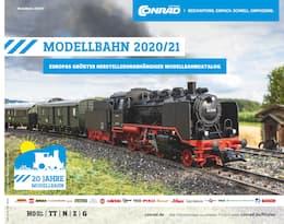 Aktueller Conrad Electronic Prospekt, Modellbahn 2020/21, Seite 1
