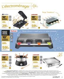 Catalogue Carrefour en cours, Petites attentions, Grand Noël, Page 21