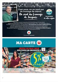 Catalogue Super U en cours, Petits prix tout en douceur, Page 2