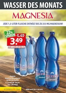 Getränkeland, WASSER DES MONATS für Stralsund1