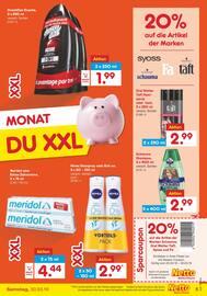 Aktueller Netto Marken-Discount Prospekt, Spar dir das Monatsende, Seite 37