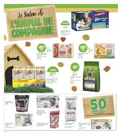 Catalogue Géant Casino en cours, Le salon de l'animal de compagnie, Page 4