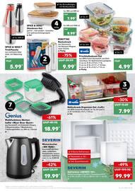 Aktueller Kaufland Prospekt, Essen ist entdecken, Seite 31