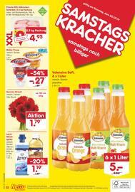 Aktueller Netto Marken-Discount Prospekt, Nachhaltig und lecker!, Seite 32