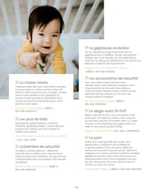 Catalogue Bébé 9 en cours, Born to be happy, Page 31