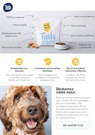 Catalogue Bon plan en cours, Le sur-mesure pour votre chien, Page 2