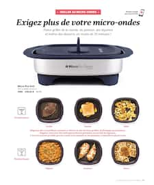 Catalogue Tupperware en cours, Construisons-lui un monde durable, Page 39