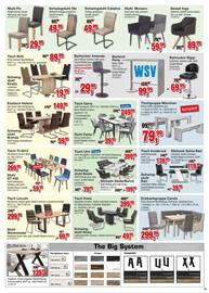 Aktueller Die Möbelfundgrube Prospekt, WinterSchlussVerkauf , Seite 15