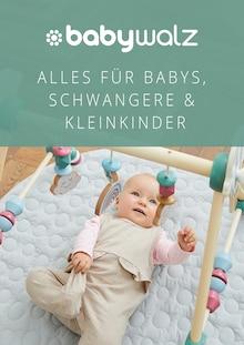 Baby Walz Prospekt mit  Seiten (Stuttgart)