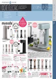 Catalogue Maison à Vivre en cours, Côté électro, Page 3
