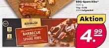 Grillfleisch von RibWorld im aktuellen NETTO mit dem Scottie Prospekt für 4.99€