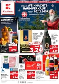 Aktueller Kaufland Prospekt, Weihnachten so gut wie nie zuvor., Seite 1