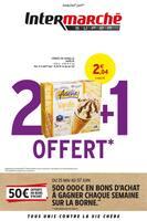Catalogue Intermarché en cours, 2+1 offert, Page 1