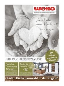 WEKO Wohnen - Aus Liebe zum Kochen!