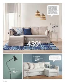 Catalogue IKEA en cours, Ikea, Page 136