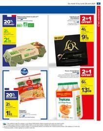 Catalogue Carrefour en cours, Le meilleur des petits déjeuners, Page 5